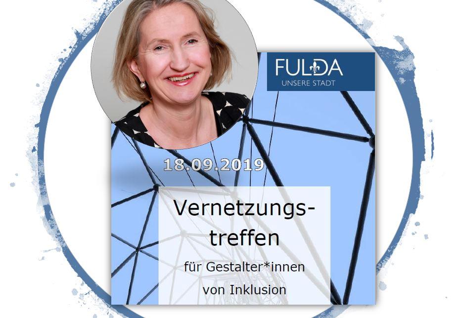 18.09.2019 Dörte Maack | Vernetzungstreffen Inklusion, Fulda